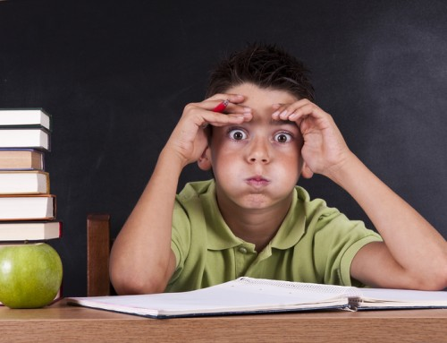 Back to School Stress: Tear Free Strategies