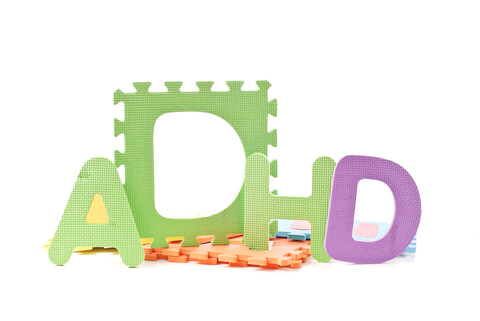 The Truth About ADHD - Infographic