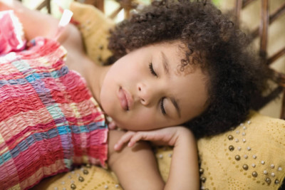 Helping Anxious Children Overcome Insomnia